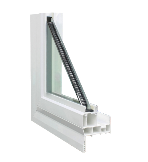 vinyl window frames